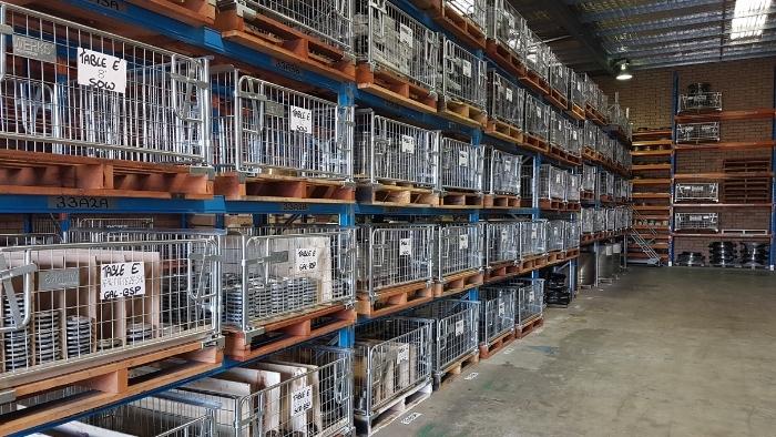 WERKS Storage Cage Guide_Ozlinc Industries Pallet Cages