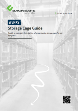 WERKS Storage Cage Guide_download now